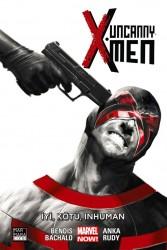 Marmara Çizgi - Uncanny X-Men Cilt 3 İyi, Kötü, Inhuman