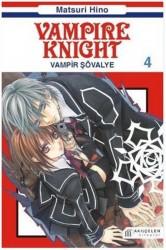 Akılçelen - Vampire Knight - Vampir Şövalye Cilt 4