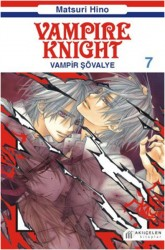 Akılçelen - Vampire Knight - Vampir Şövalye Cilt 7