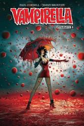 Dynamite - Vampirella # 3 Kenan Yarar Variant