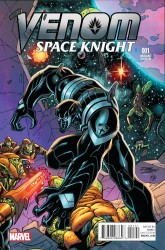 Marvel - Venom Space Knight # 1 1:25 Lim Variant