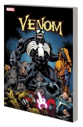 Venom Vol 3 Lethal Protector Blood In The Water TPB
