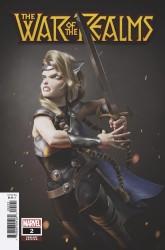 Marvel - War Of Realms # 2 1:25 Hugo Variant