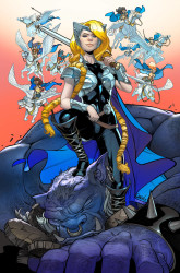 Marvel - War Of Realms # 2 Garron Young Guns Variant