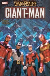 Marvel - War Of Realms Giant Man TPB