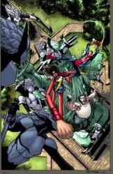 Marvel - War Of Realms # 1 International Variant