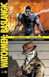 İthaki - Watchmen Başlangıç Komedyen Rorschach