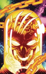 - Weapon H # 7 Cosmis Ghost Rider Variant