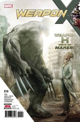Marvel - Weapon X # 10