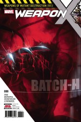 - Weapon X # 6
