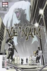 Marvel - Web of Venom Ve'nam # 1 2nd Printing Raminez Variant