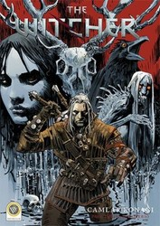 JBC Yayıncılık - Witcher Cilt 1 Camlar Konağı