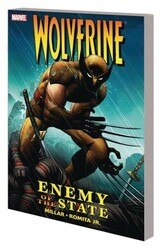 Marvel - Wolverine Enemy Of The State TPB