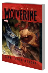Marvel - Wolverine Sabretoorh Reborn TPB