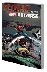 Marvel - Wolverine Vs The Marvel Universe TTPB