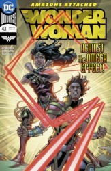 DC - Wonder Woman # 43