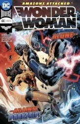 DC - Wonder Woman # 44