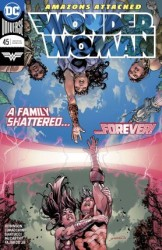 DC - Wonder Woman # 45