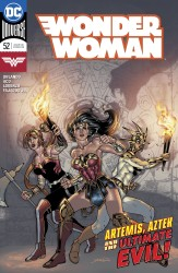 DC - Wonder Woman # 52