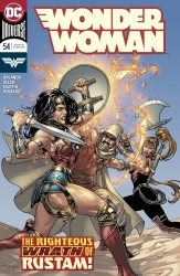 DC - Wonder Woman # 54