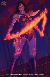 DC - Wonder Woman # 55 Variant