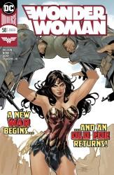 DC - Wonder Woman # 58