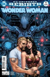 DC - Wonder Woman # 9