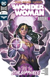 DC - Wonder Woman Annual # 2