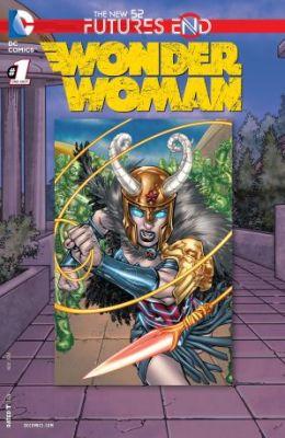 Wonder Woman Futures End # 1