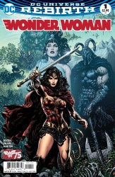 DC - Wonder Woman # 1