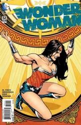 DC - Wonder Woman (New 52) # 52