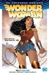 DC - Wonder Woman (Rebirth) Vol 2 Year One TPB