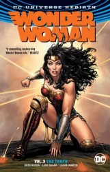 DC - Wonder Woman (Rebirth) Vol 3 The Truth TPB