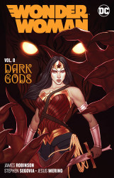 DC - Wonder Woman (Rebirth) Vol 8 Dark Gods