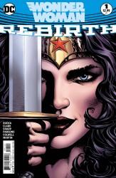 DC - Wonder Woman Rebirth # 1