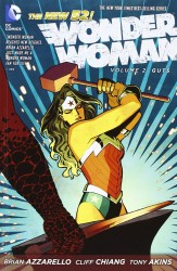 DC - Wonder Woman (New 52) Vol 2 Guts TPB