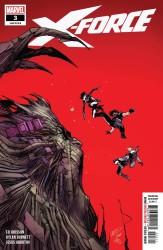 Marvel - X-Force # 3