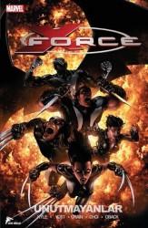 Çizgi Düşler - X-Force Cilt 3 Unutulmayanlar