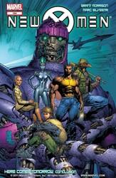 Marvel - X-Men (1991 1st Series) # 154