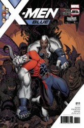 Marvel - X-Men Blue # 11