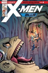 Marvel - X-Men Blue # 14