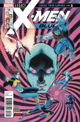 Marvel - X-Men Blue #16