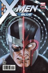 Marvel - X-Men Blue # 24