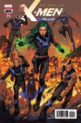 Marvel - X-Men Blue # 25