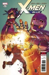 Marvel - X-Men Blue # 26