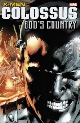 Marvel - X-Men Colossus God's Country TPB