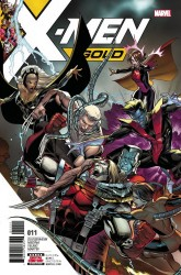 Marvel - X-Men Gold # 11