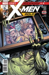 Marvel - X-Men Gold # 15