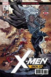 Marvel - X-Men Gold # 20