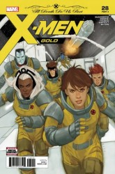 Marvel - X-Men Gold # 28
